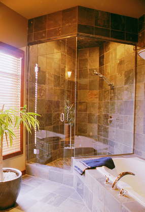 Ceramic Tile Shower Installation Bellevue Contractor